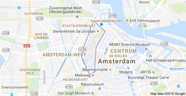 jordaan-map