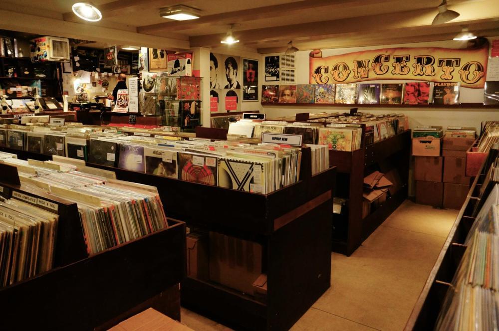 Concerto Records Amsterdam