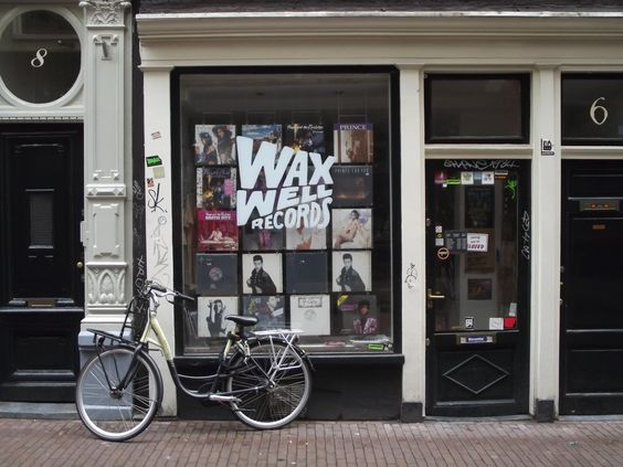 Waxwell Records Amsterdam